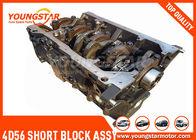 di buona qualità blocco cilindri del motore & Complessivo del blocchetto di scarsità del motore di Mitsubishi Pajero L300 4D56 2.5TD con il PISTONE 21102-42K00A in vendita
