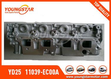 Testata di cilindro di Nissan Navara YD25 2.5DDTI DOHC 16V 2005 - 11039 - EC00A